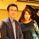 世界的にご活躍のピアニスト黒田亜樹先生が「ピアノ講師ラボ 2019年8月号」にご登場!